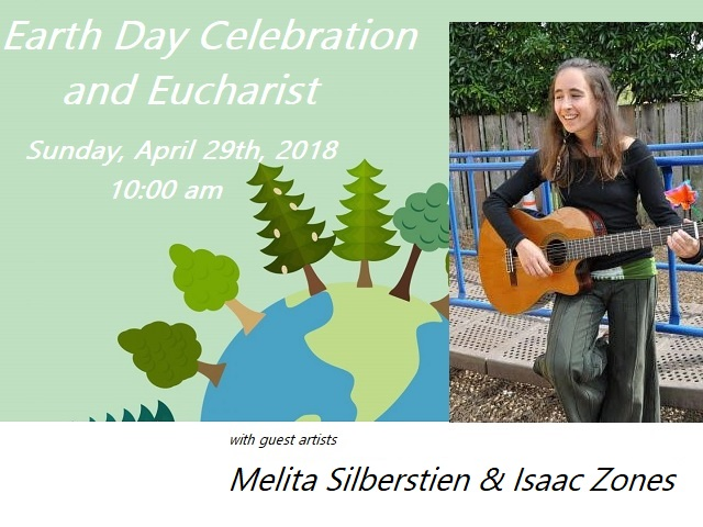 Earth Day Celebration and Eucharist