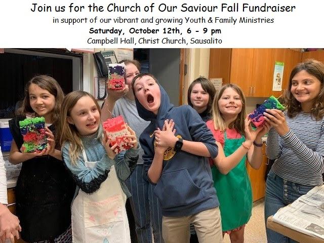 Church of Our Saviour Fall Fundraiser
